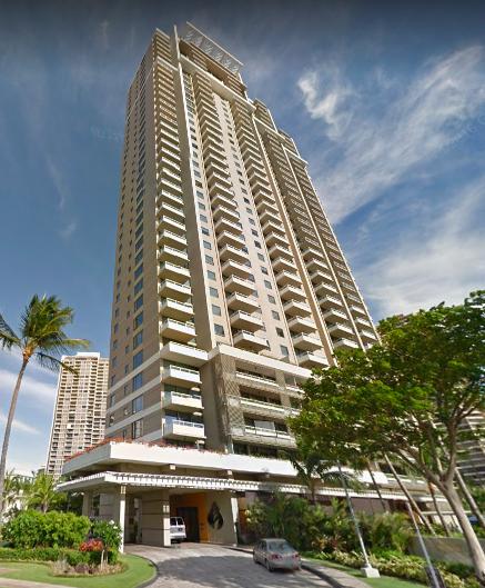 Waikiki Watermark