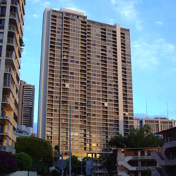Chateau Waikiki
